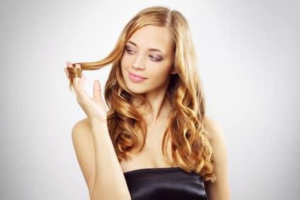 Wie wachsen Haare schneller