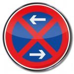 Wo ist das Halten verboten