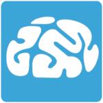 Wissen Wiki Logo Blau